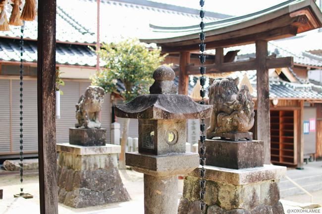 兵庫県丹波市柏原町観光 神社