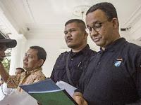 Simak, Ini Penjelasan Anies Soal Pertemuan dengan Pengembang Reklamasi di Rumah Prabowo