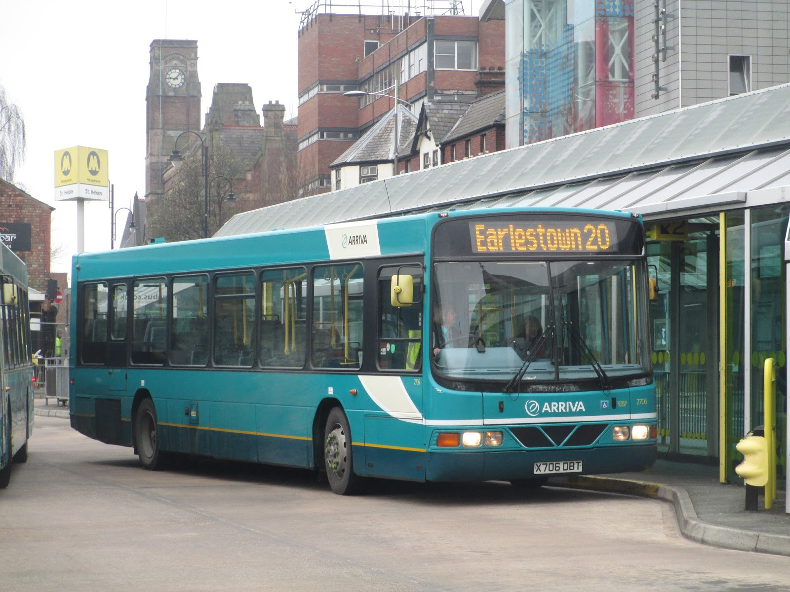 The 2002 Bus Blog August 2016