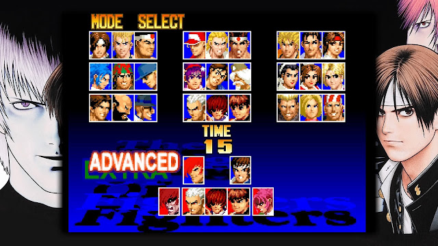 The King of Fighters 97 - Global Match - PC FULL - Multi4 - Captura 3