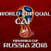 Africa World Cup Qualifying - Russia 2018