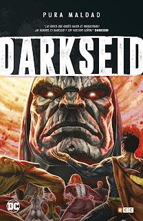 Pura Maldad. Darkseid