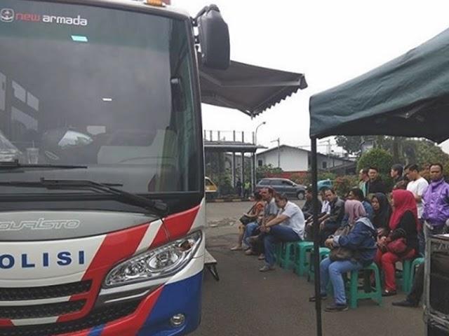 Jadwal SIM Keliling Polrestabes Bandung Bulan Mei 2018
