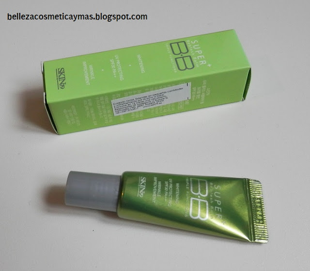 Skin79 Silky Green BB Cream opinión review