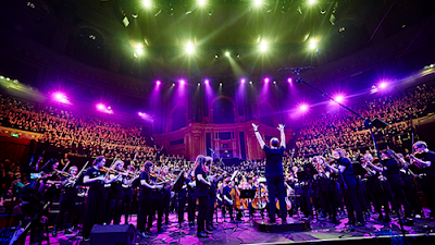 Music for Youth Massed Ensemble at the Royal Albert Hall