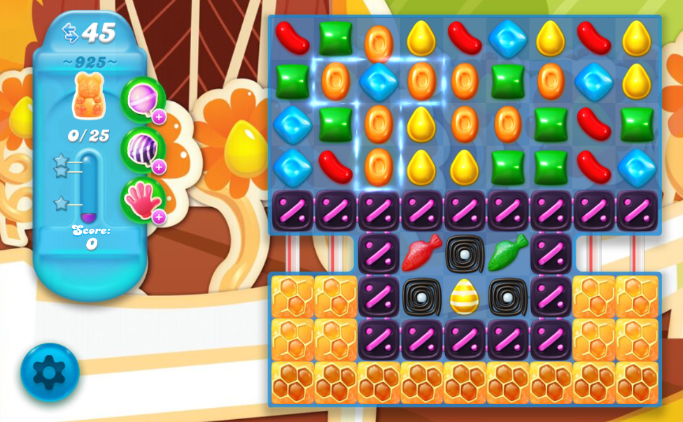 Candy Crush Soda Saga 925