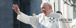 El Vídeo del Papa a la parròquia de la Geltrú