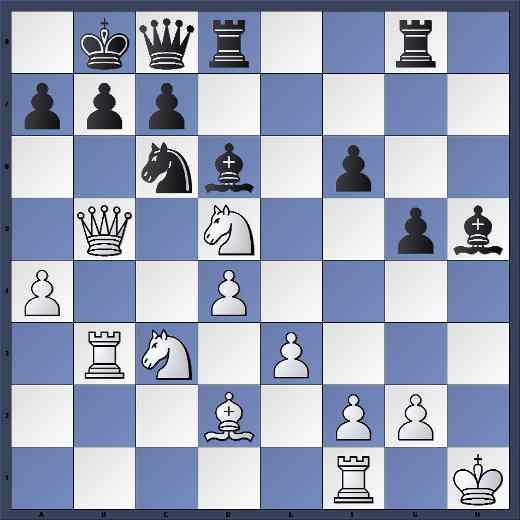 Les Noirs jouent et gagnent. Manov vs Khaïralbednian, 1962