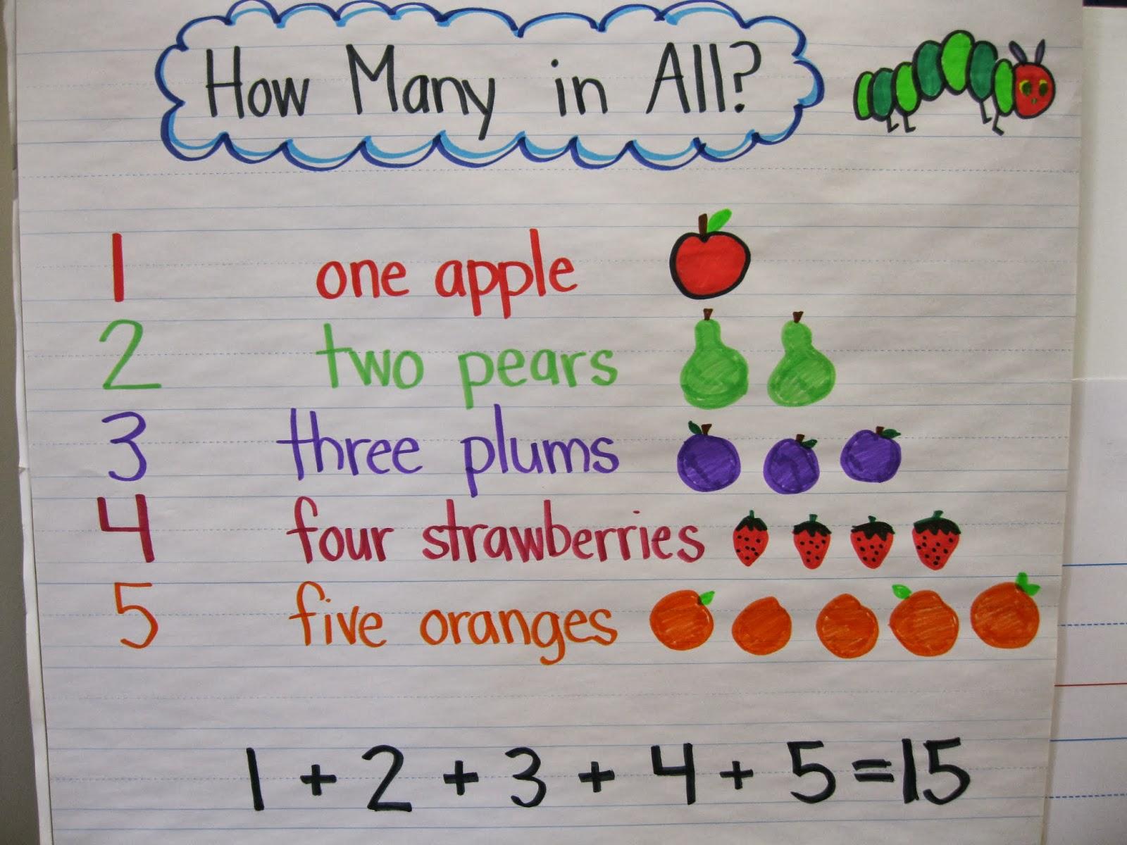 Ship Shape First Grade Math Update