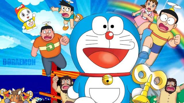 Doraemon Widescreen HD Wallpapers