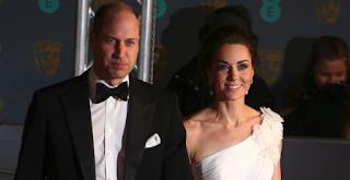 BAFTA 2019: Η Κέιτ Μίντλετον «έσβησε» όλες τις διάσημες στο κόκκινο χαλί- Σαν αρχαία Ελληνίδα θεά
