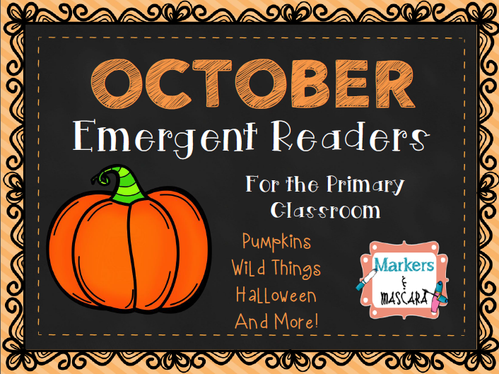 http://www.teacherspayteachers.com/Product/October-Emergent-Readers-1466230