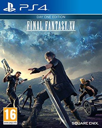 FINAL FANTASY XV (15) PS4 PKG