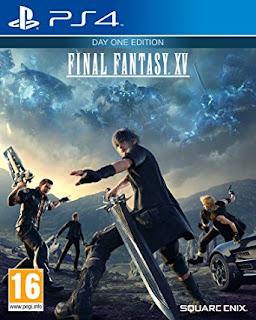 FINAL FANTASY XV (15) PS4 PKG 5.05
