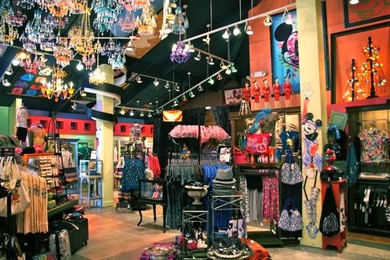 Roupas da Tren-D Store na Disney em Orlando
