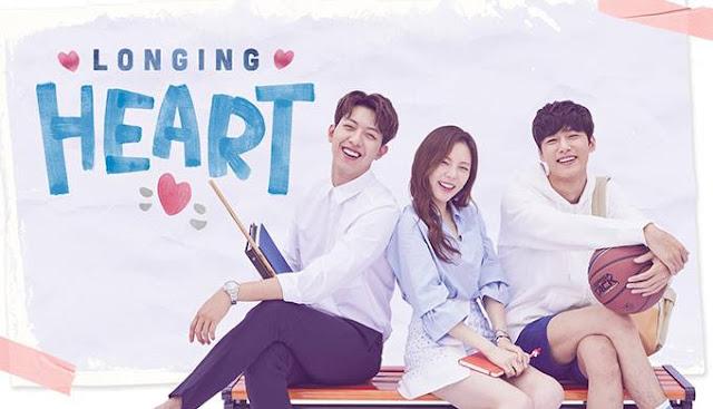 Longing Heart drama korea 2018 drakor