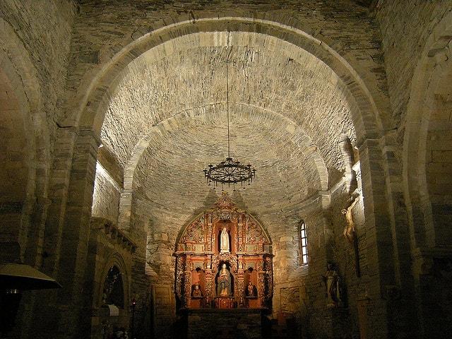 Monasterio de Villanueva de Oscos