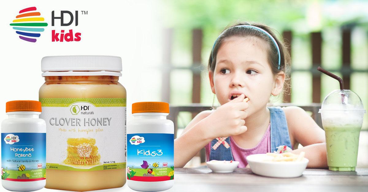 Menyiasati Anak Susah Makan