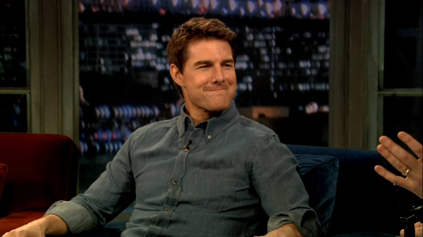 Tom Cruise Body 2013