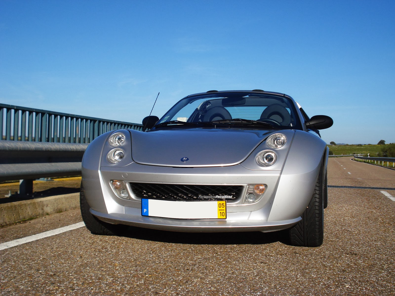 Smart Roadster Brabus Review Portuguese Petrol Head Driven Smart Roadster Brabus Xclusive