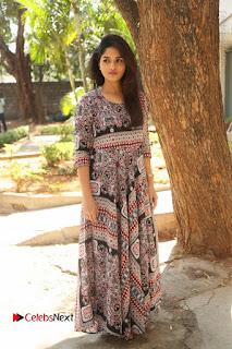 Actress Sunaina Latest Stills in Floral Dress at Pelliki Mundu Prema Katha Trailer Launch  0047.JPG
