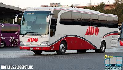 multego de autobuses de oriente