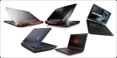 GPU NVIDIA GeForce GTX 10 Series Untuk Laptop