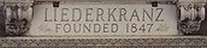 Deutscher Liederkranz, 1847