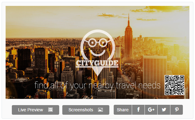 City Guide Android Application [GIVEAWAY]