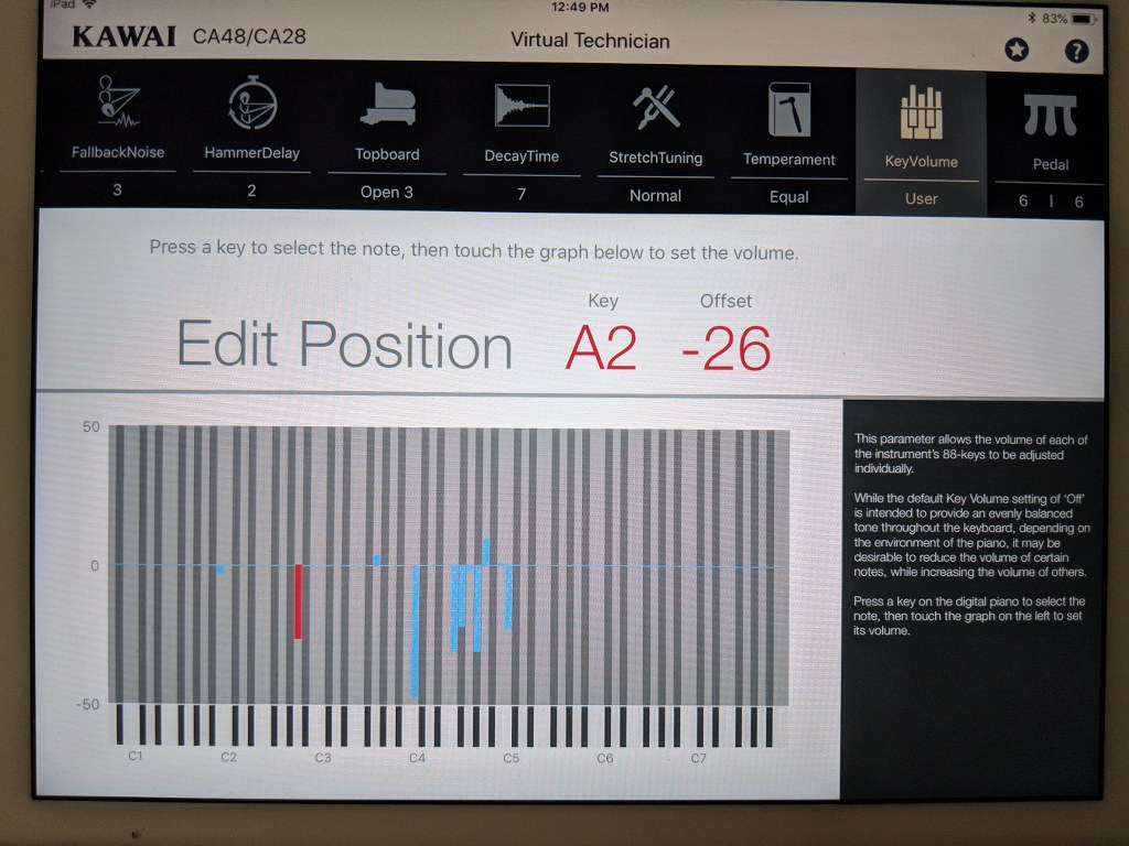 AZ PIANO REVIEWS: REVIEW - KAWAI CA48 Digital Piano - Low Price