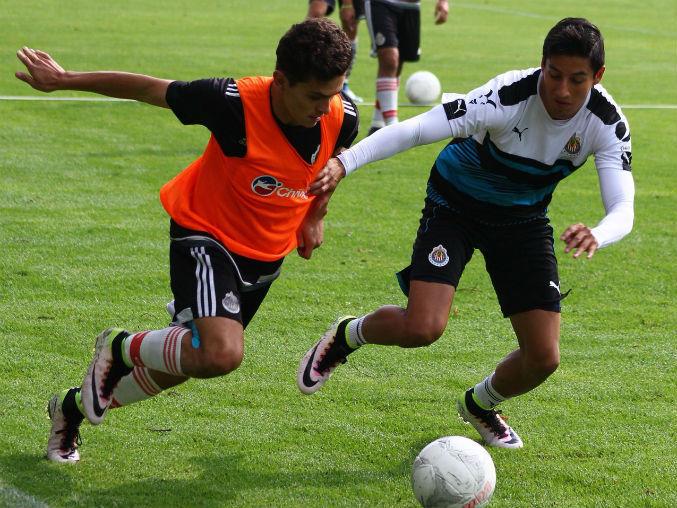 Los equipos de Guadalajara y de Veracruz se verán las caras el domingo en el StubHub Center.
