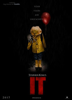 IT movie poster 2017