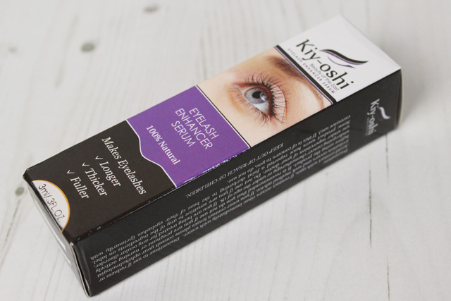 Kiy-oshi Eyelash Enhancer Serum