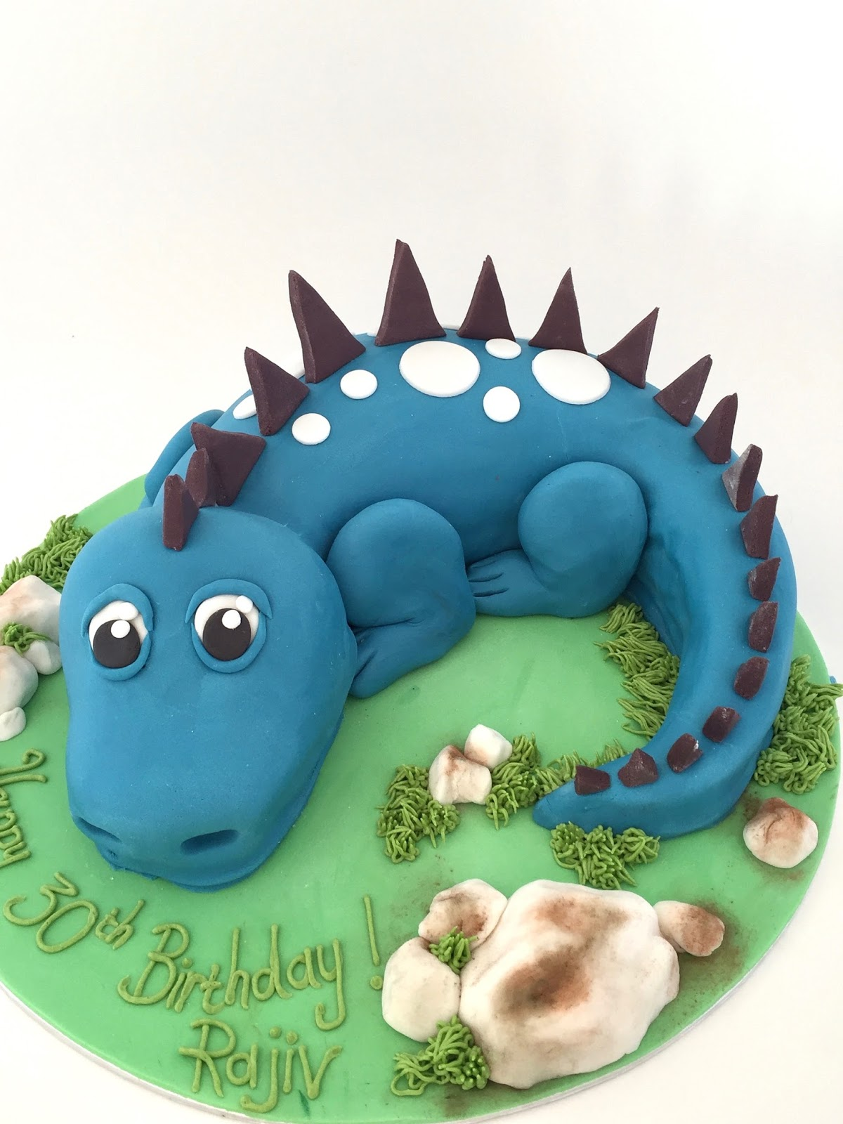 Rozannes Cakes 3d Dragon Cake