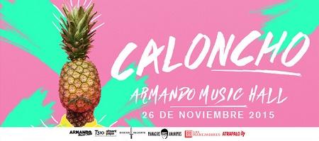 Caloncho en Bogota