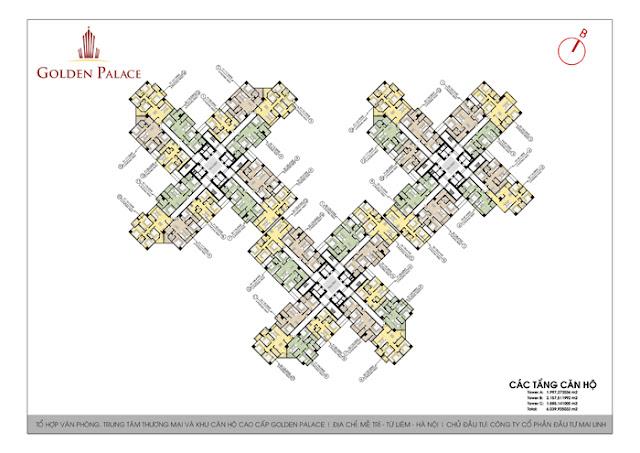 CHUNG CƯ GOLDEN PALACE