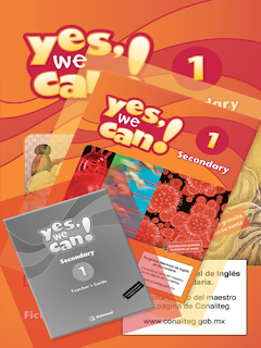 libro de ingles YES WE CAN 1 STUDENT BOOK PDF