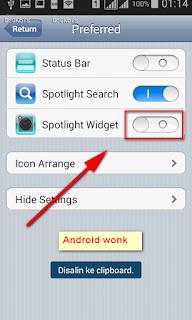 Cara Merubah Tampilan Android Menjadi Iphone