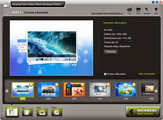 Amazing Flash Gallery Maker Portable