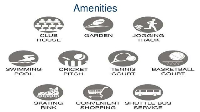Prestige Primerose hills amenities