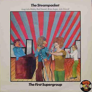 The Steampacket - 1970 - The First Supergroup