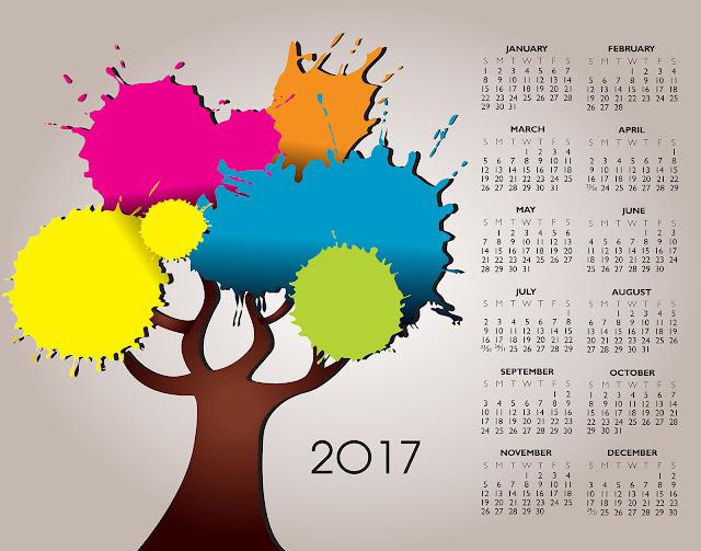カレンダー2017無料 ...