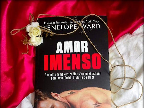 Resenha: Amor Imenso - Penelope Ward