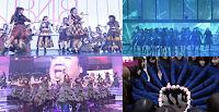 「AKB48SHOW」乃木坂46&欅坂46のNHK紅白歌合戦舞台裏に完全密着 180113 特別編