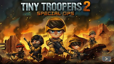 Game Android Super Keren Tiny Tropper 2