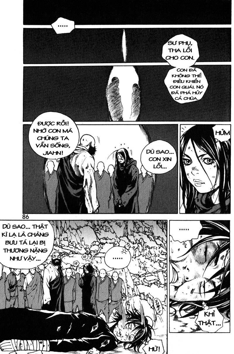 Banya chap 017 trang 16