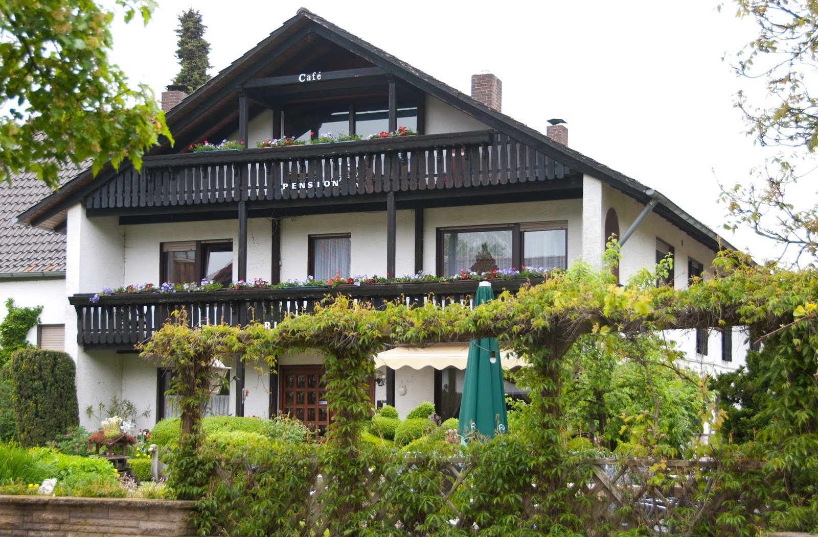Landhaus Blumengarten ... hotel in germany