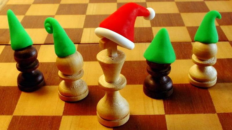 Αλεξανδρούπολη: Χριστουγεννιάτικοι αγώνες Σκάκι για παιδιά