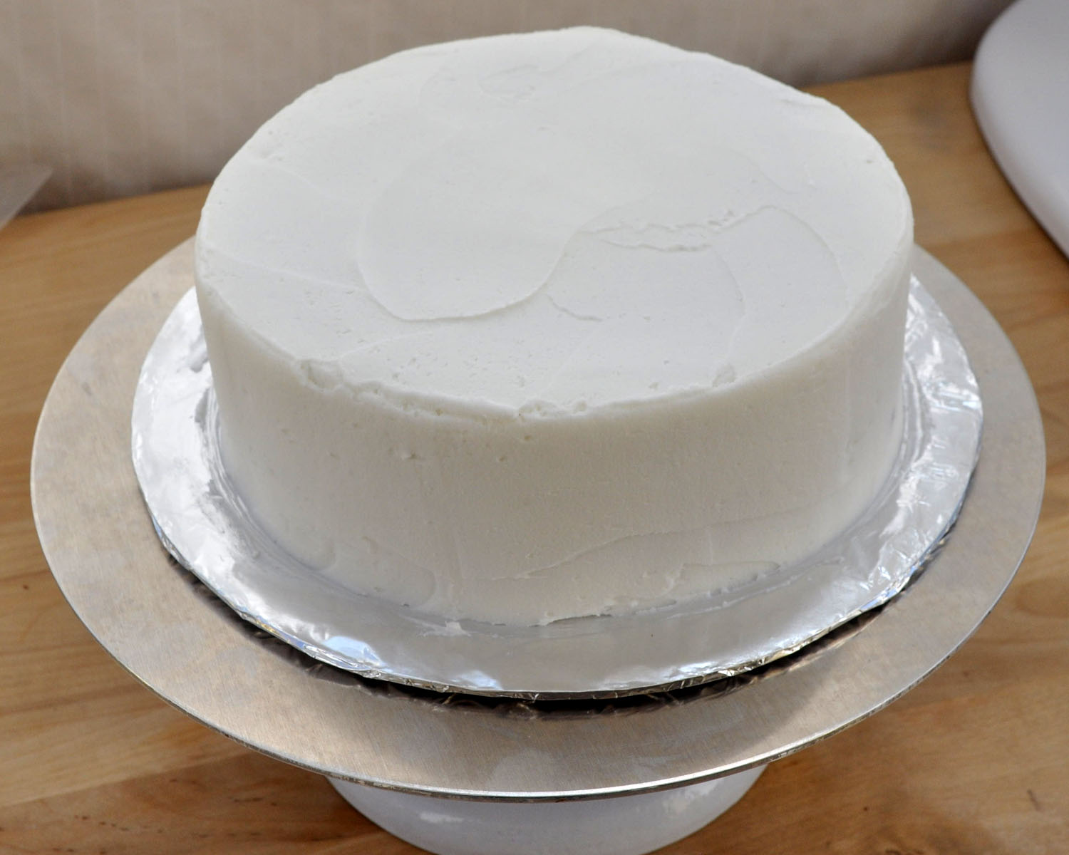 Buttercream Icing Recipe For Smooth Cake