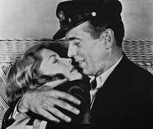 Tener y no tener - Lauren Bacall y Humphrey Bogart